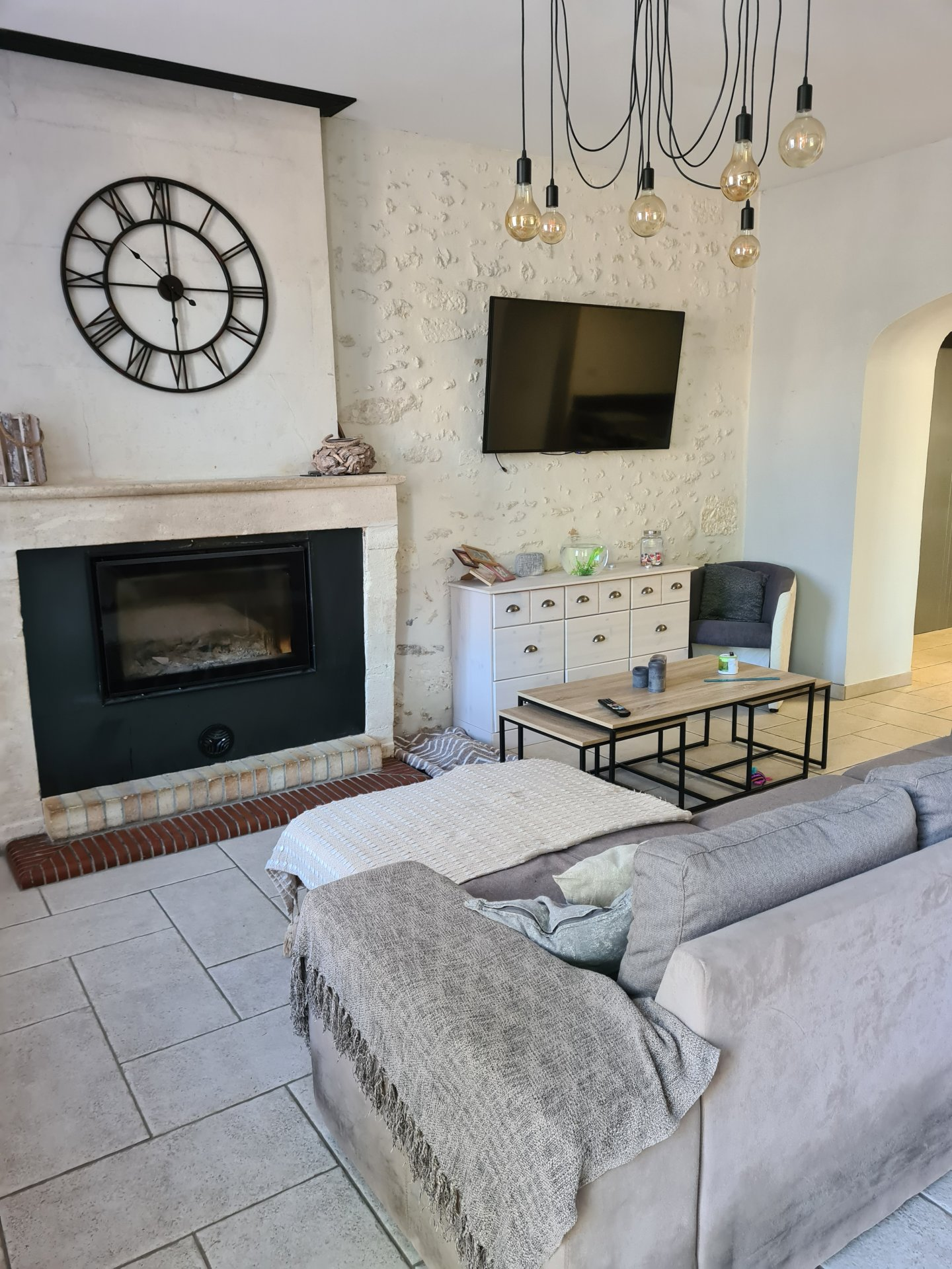 Maison charentaise 180 m²