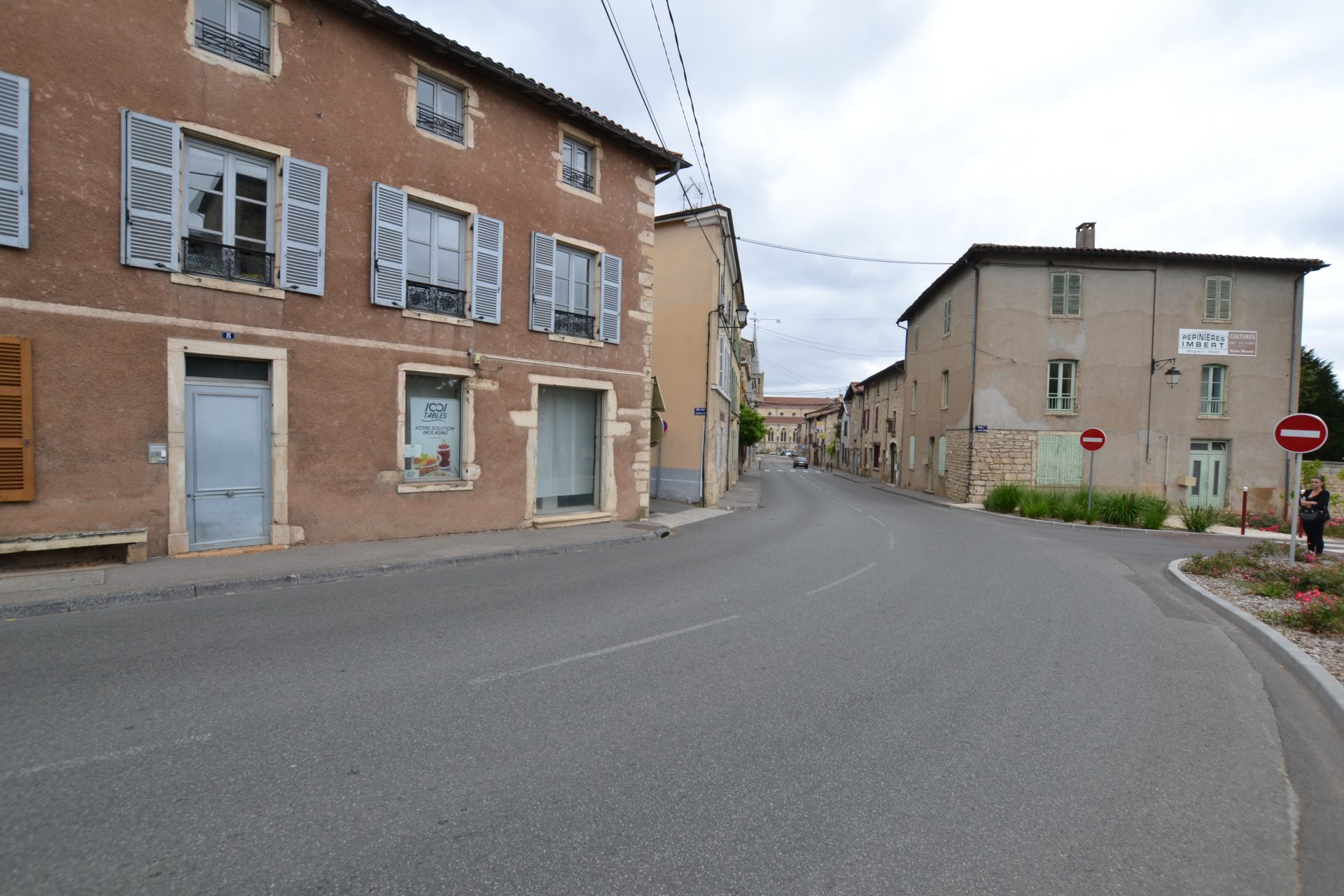 LOCAL COMMERCIAL - CENTRE DE ANSE