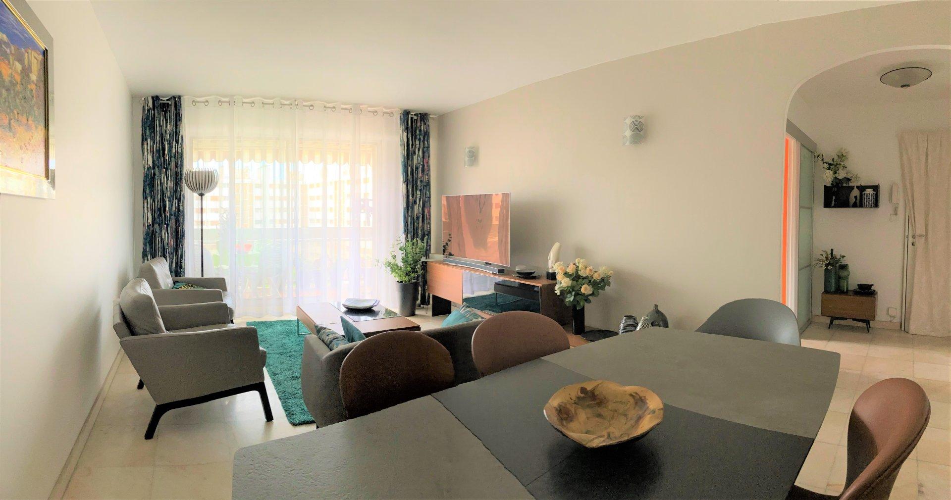 Bel appartement T4 proche Lonchamp