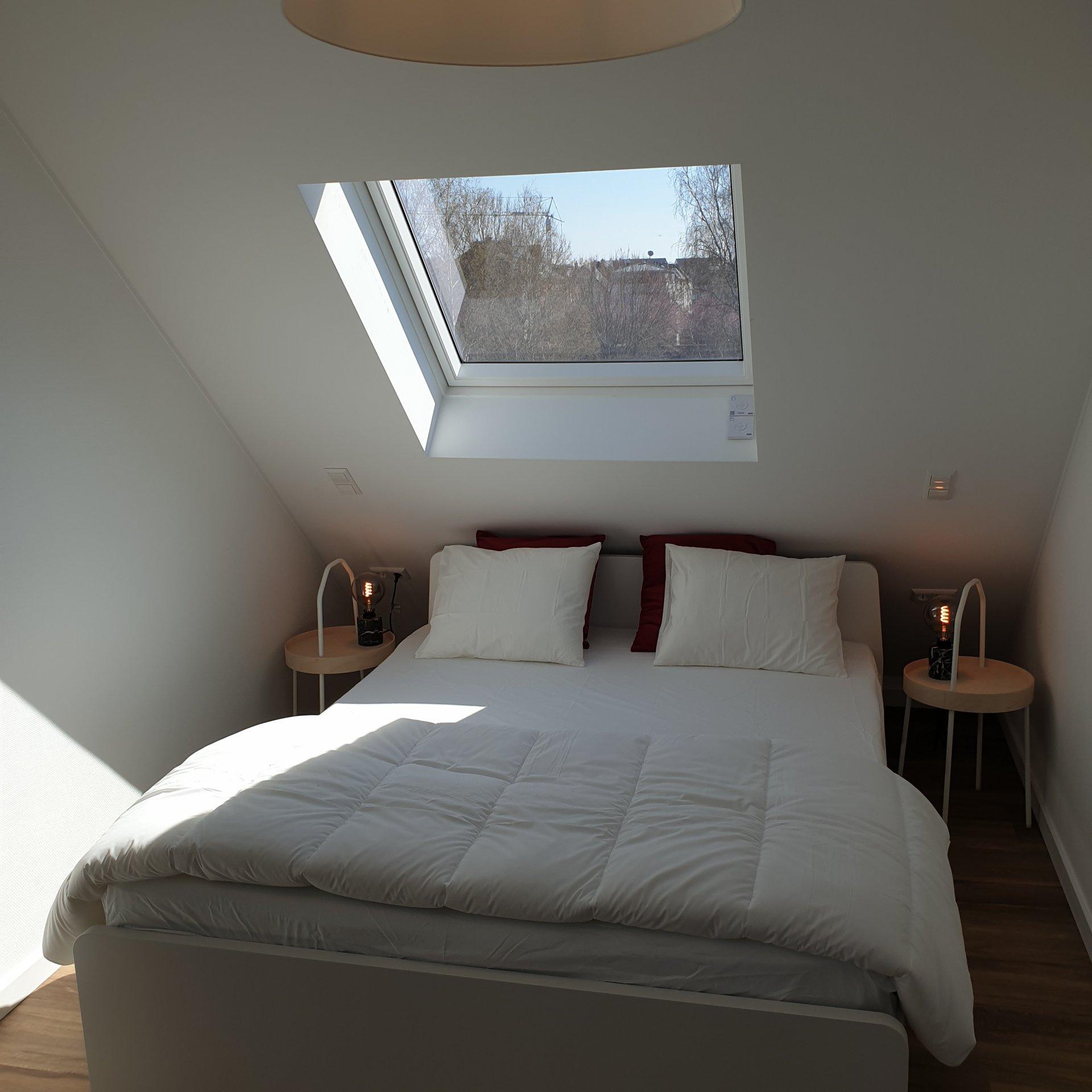Duplex meublé à louer - Bonnevoie