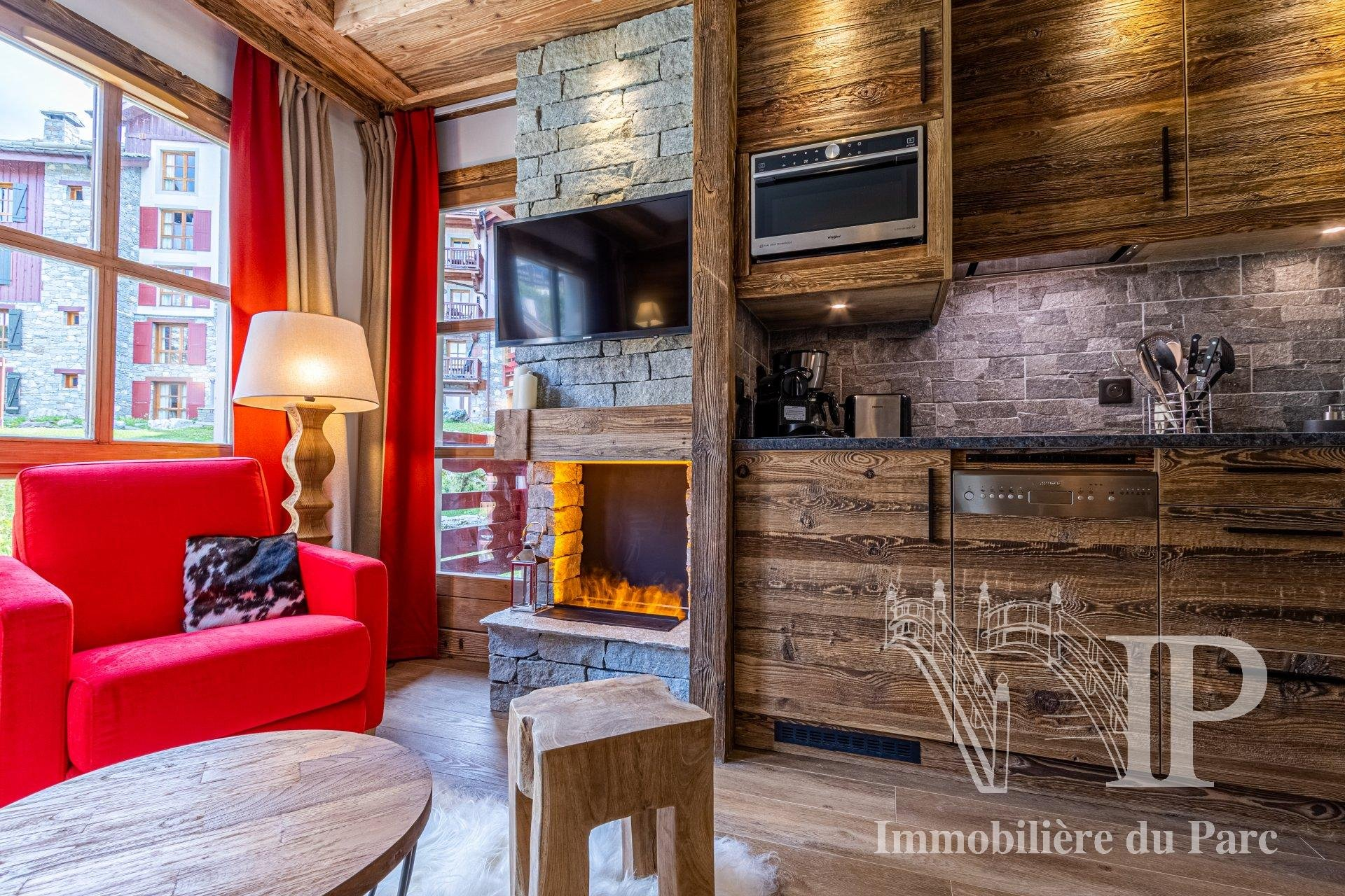 Location saisonnière Appartement - Les Arcs