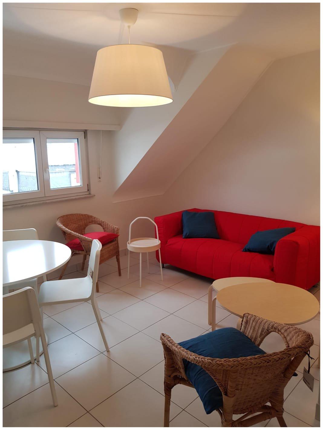 Appartement meublé à louer - Bonnevoie