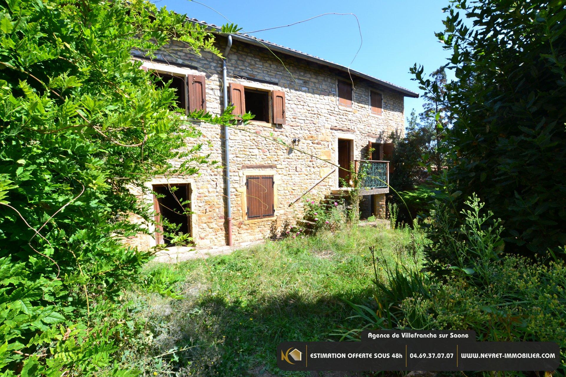 Maison de Village avec Jardin - 220m2