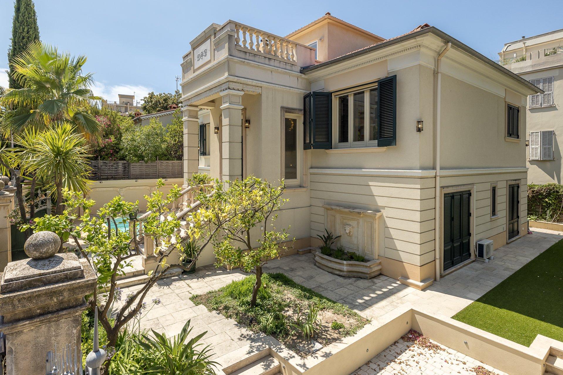 Luxury Villa - 8 Rooms - Cimiez