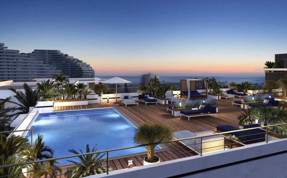 VILLENEUVE LOUBET Plage - French Riviera - 3 rooms apartment - near the sea
