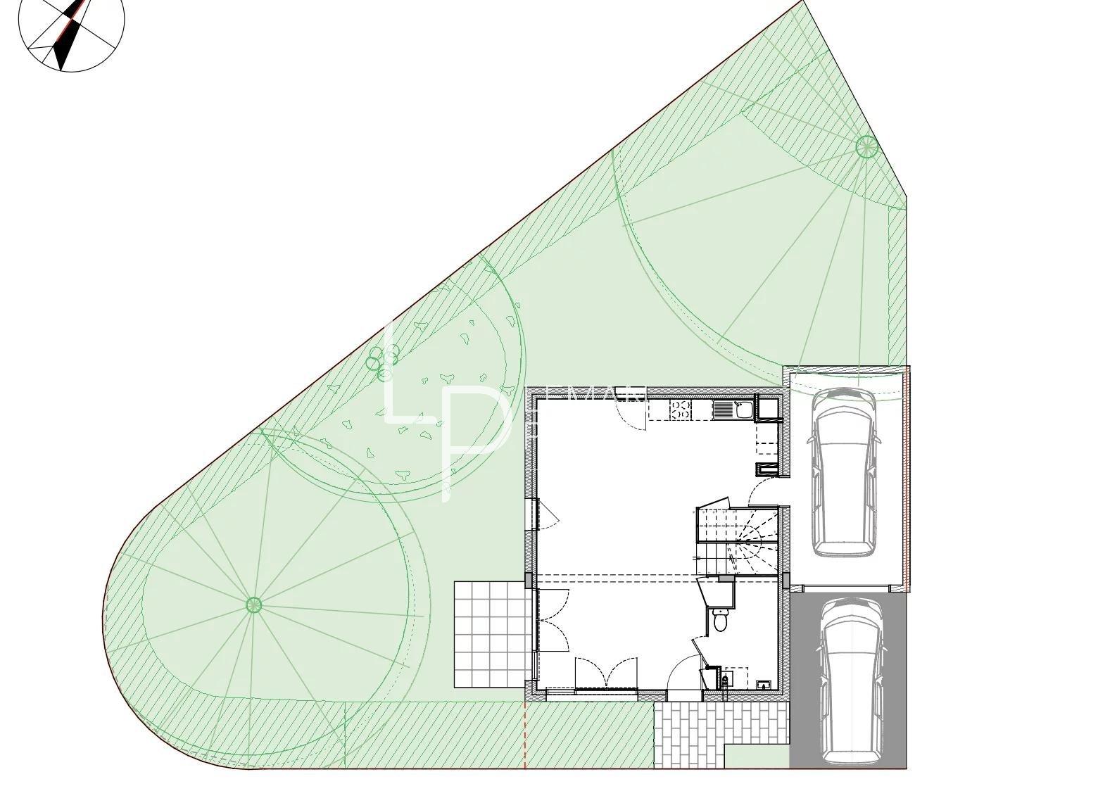 Vente de appartement d'une surface de 103.17 m2
