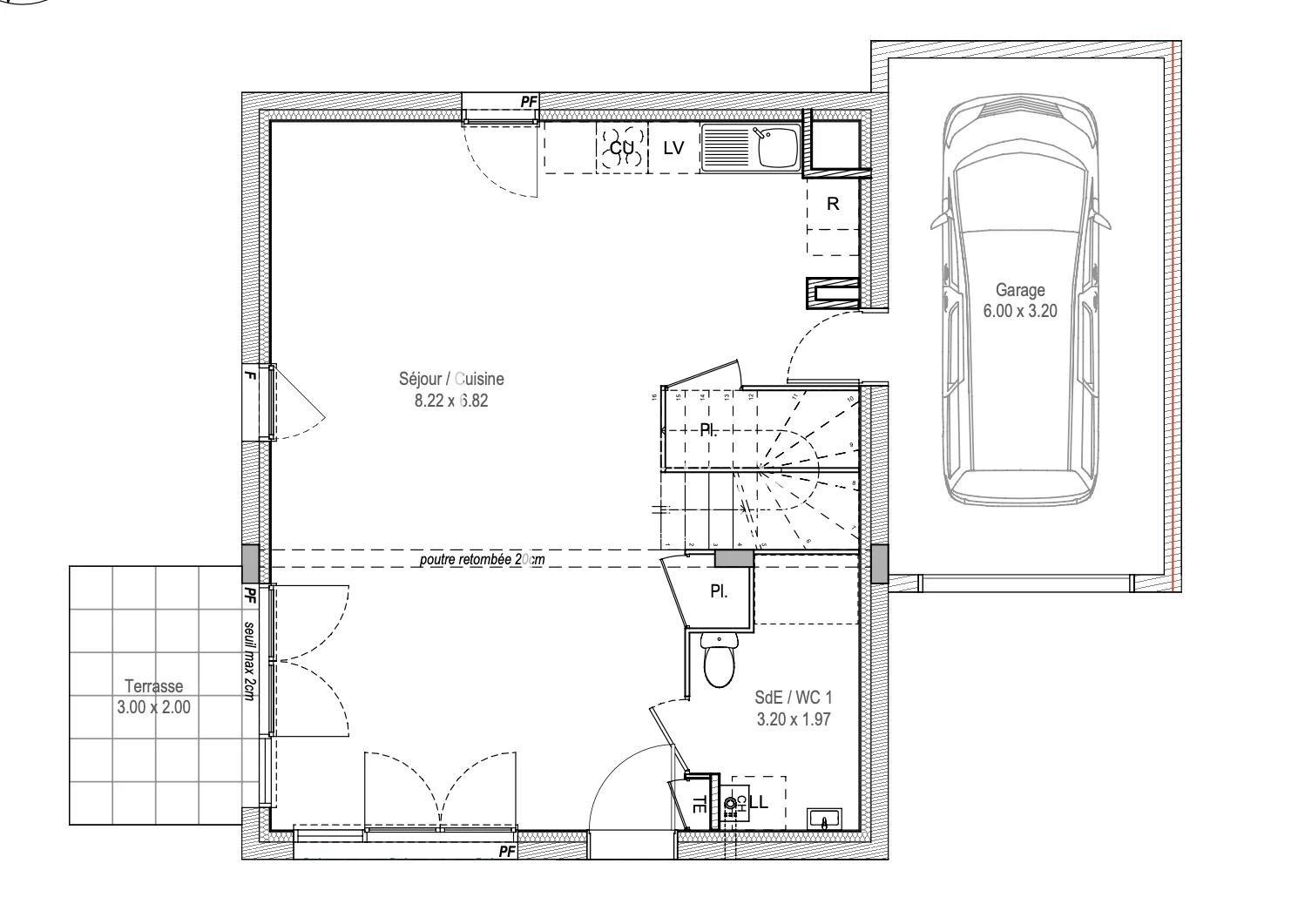 Vente de appartement à Perrignier au prix de 376000€