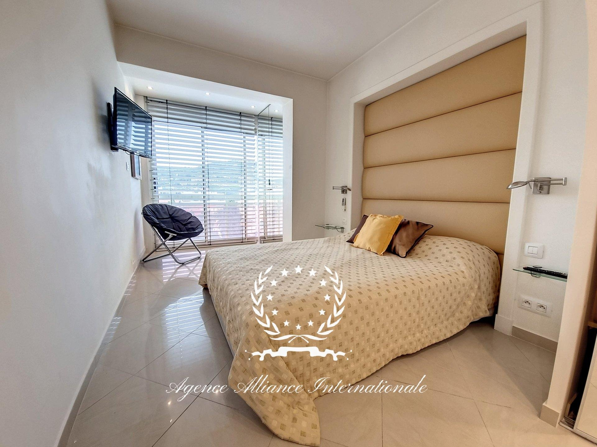 3P - HIGH FLOOR - CLEAR VIEW - ON FOOT OF THE BEACHES