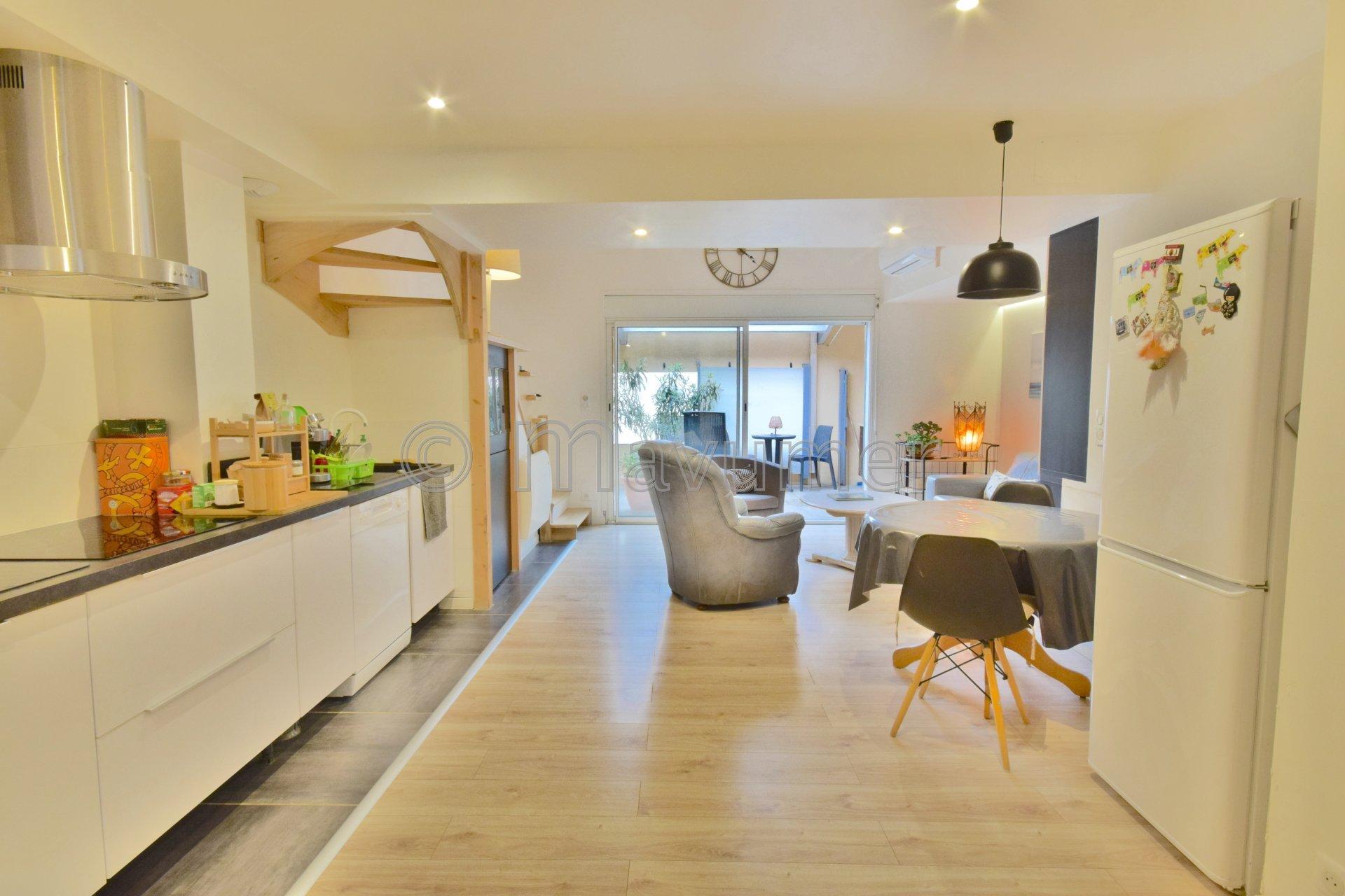 Sale House - Marseille 4ème Chutes-Lavie