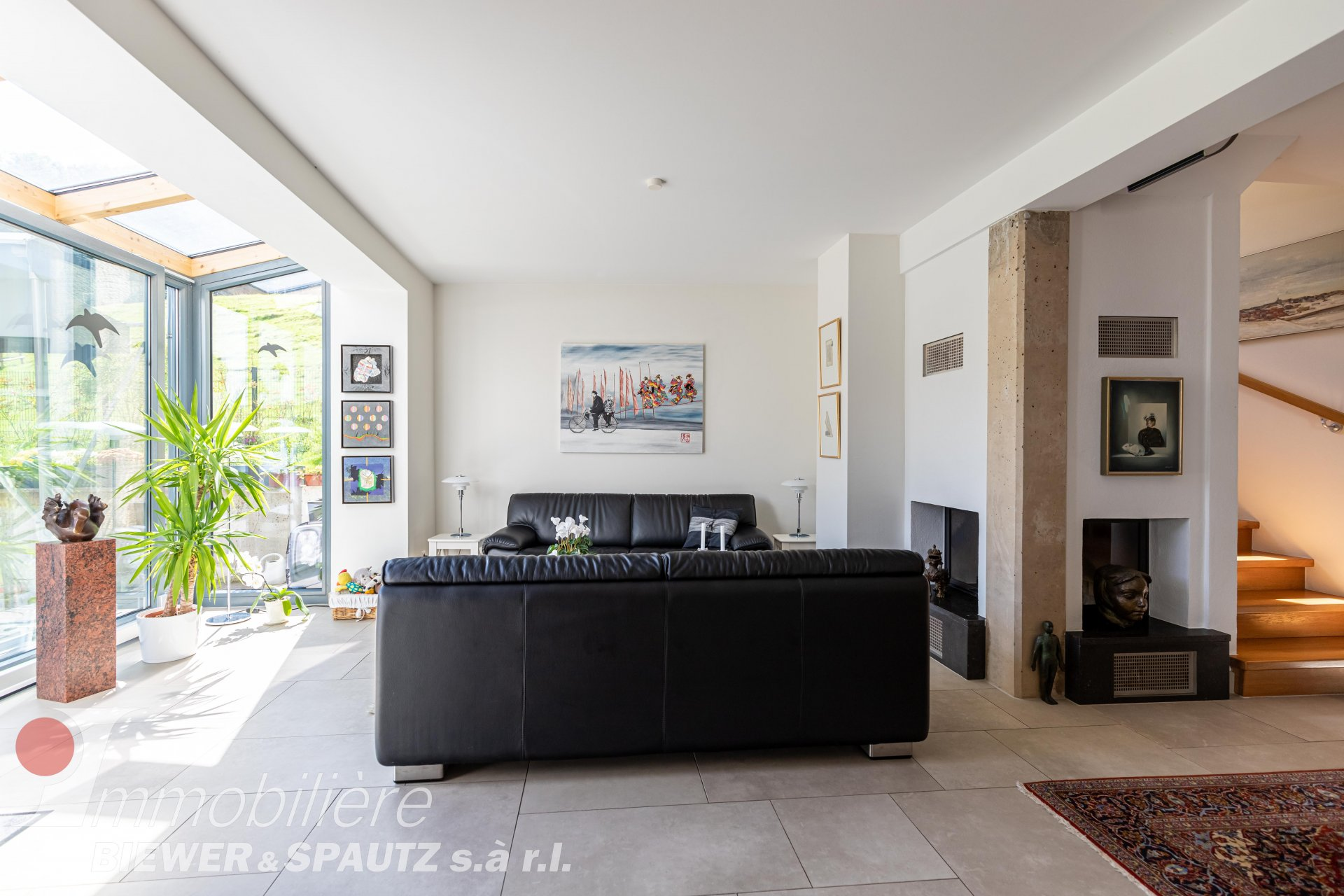 FOR RENT - House with 4 bedrooms in Mertert