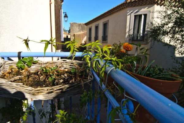 Townhouse - 3 bedrooms and balcony - walking distance to Canal du Midi