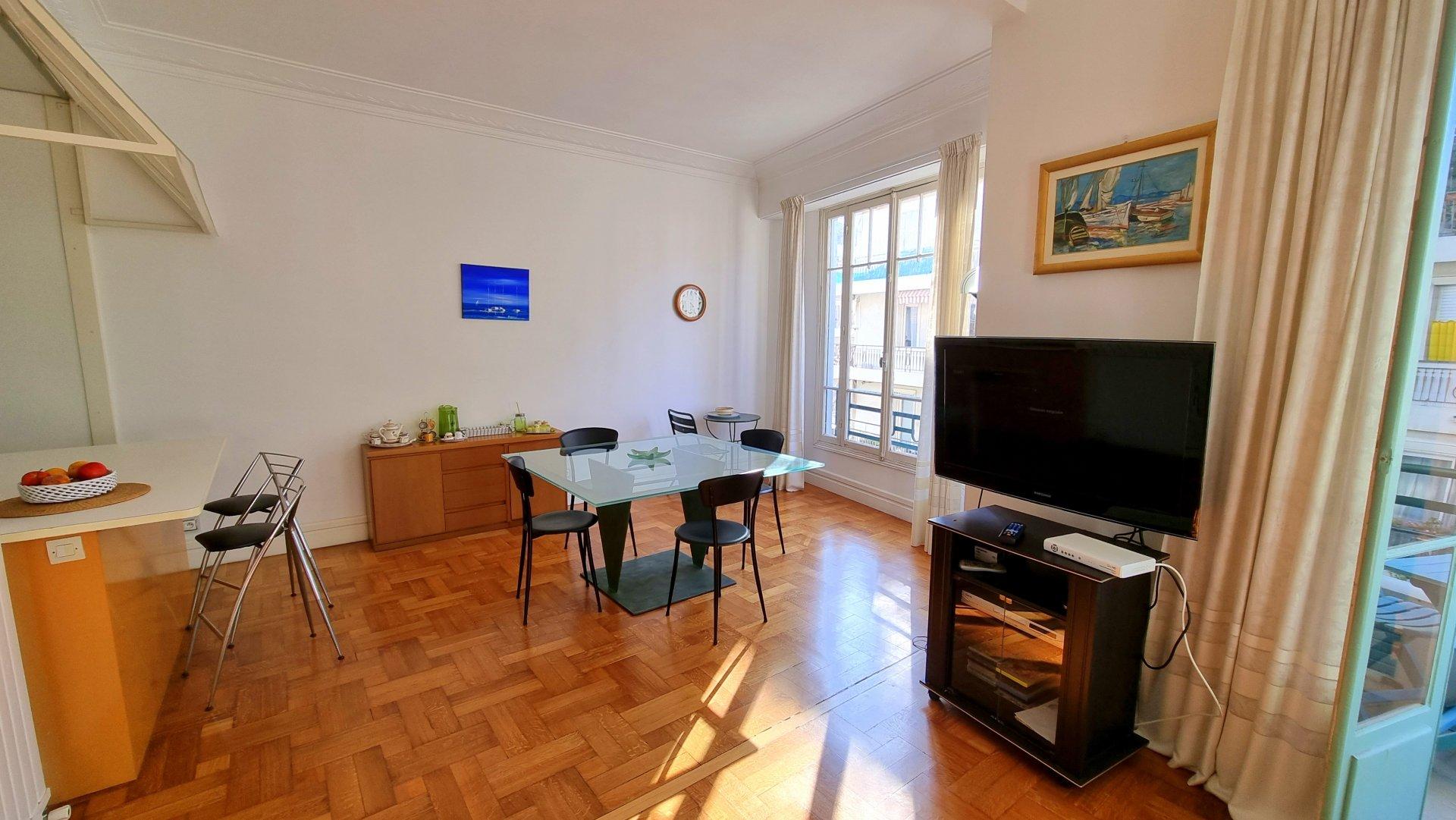 Appartement 2/3 pièces Nice Musiciens