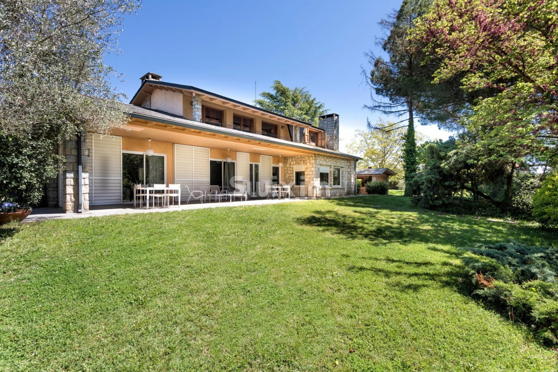 Belle propriété avec vue sur le parc naturel du Montseny