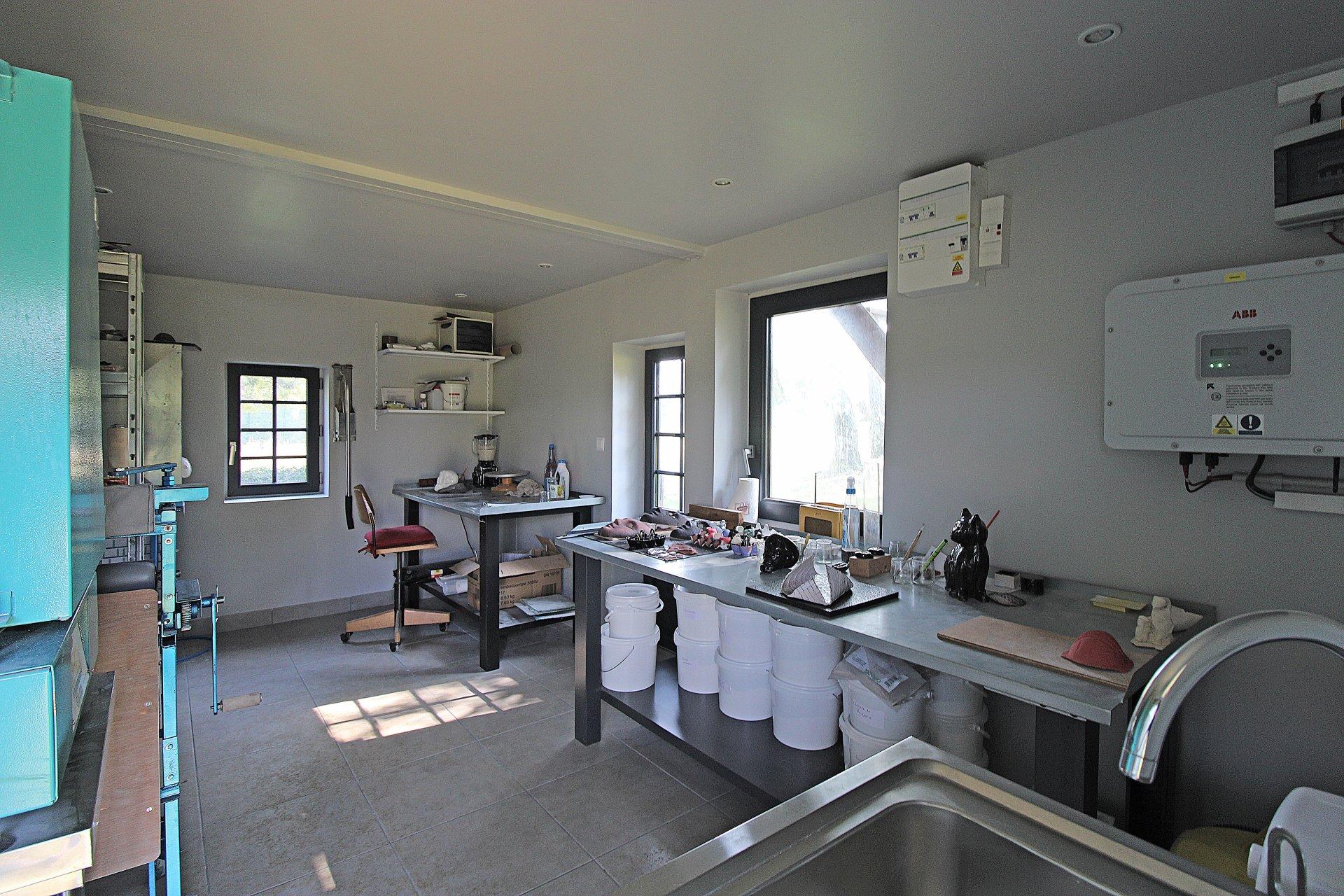 PAYS D'AUGE - CALVADOS - PROCHE LIVAROT - Propriété Normandede charme sur une hectare de terrain
