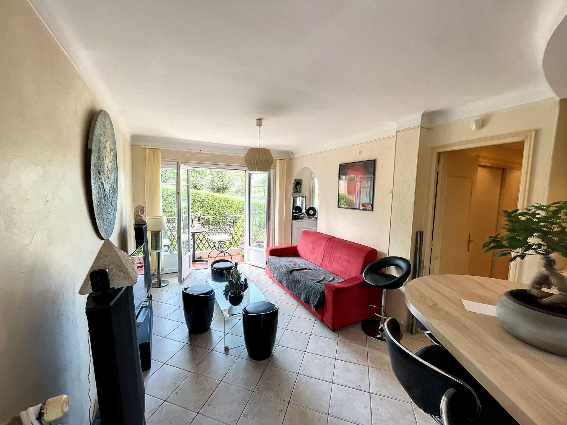 Cannes Isola Bella - 3 pièces 55 m²