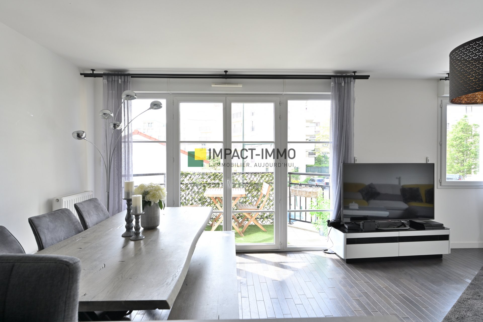 APPARTEMENT T3 BALCON PARKING RESIDENCE 2017