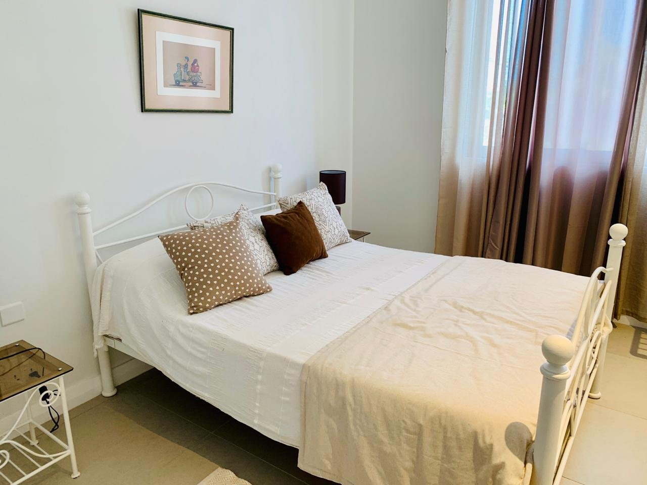 Location Appartement 2 chambres Pointe aux Biches/ Pamplemousses