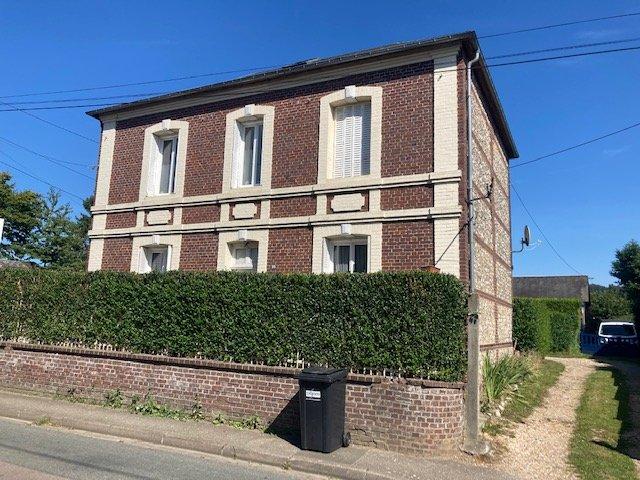 Maison de maître centre PERRIERS-SUR-ANDELLE