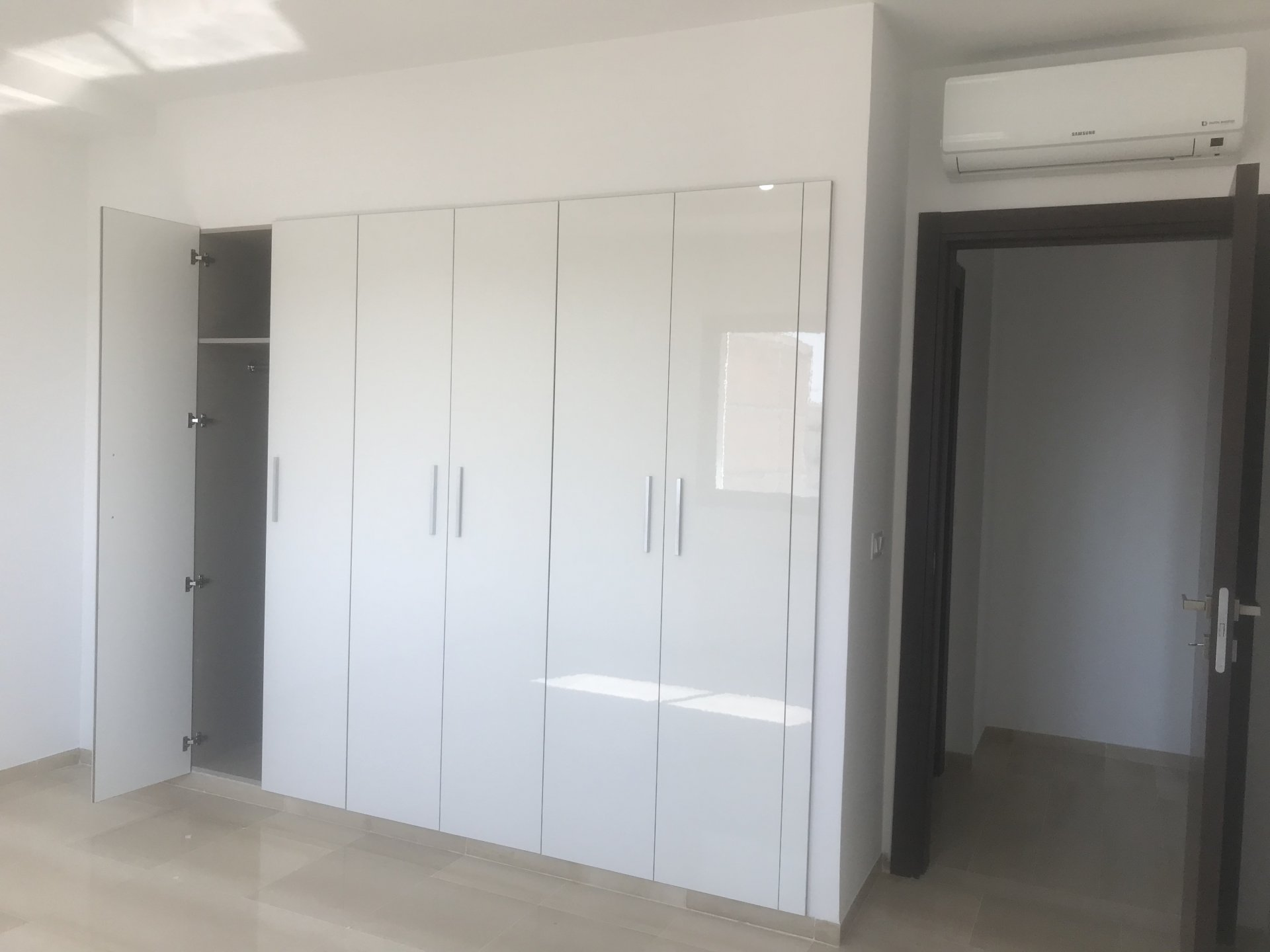 Location Appartement S+2 Neuf Ain Zaghouan Nord
