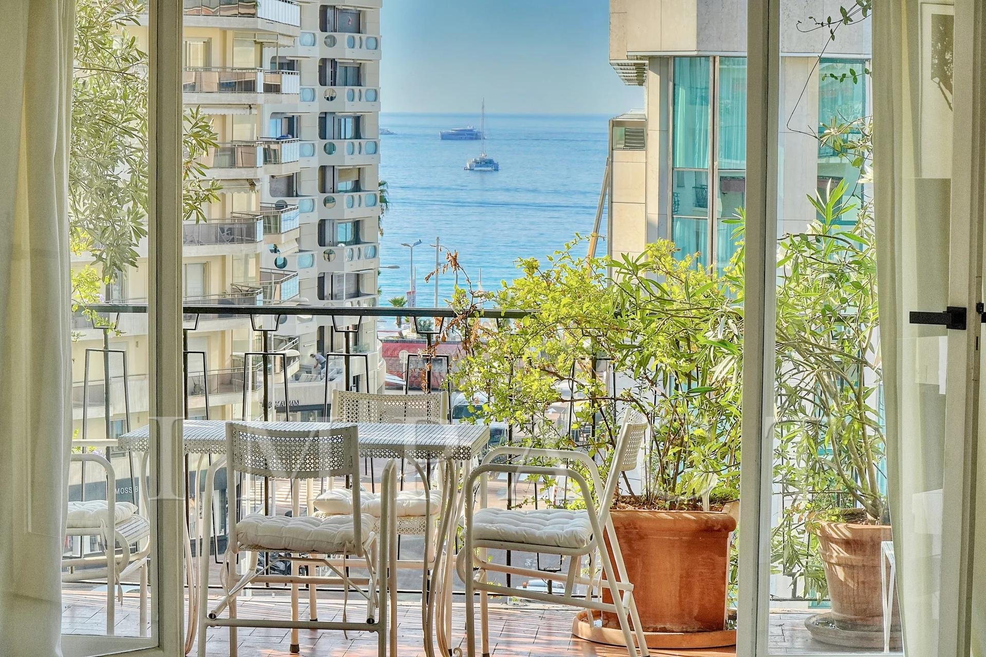 Rear Croisette - Apartment for rent with Sea view