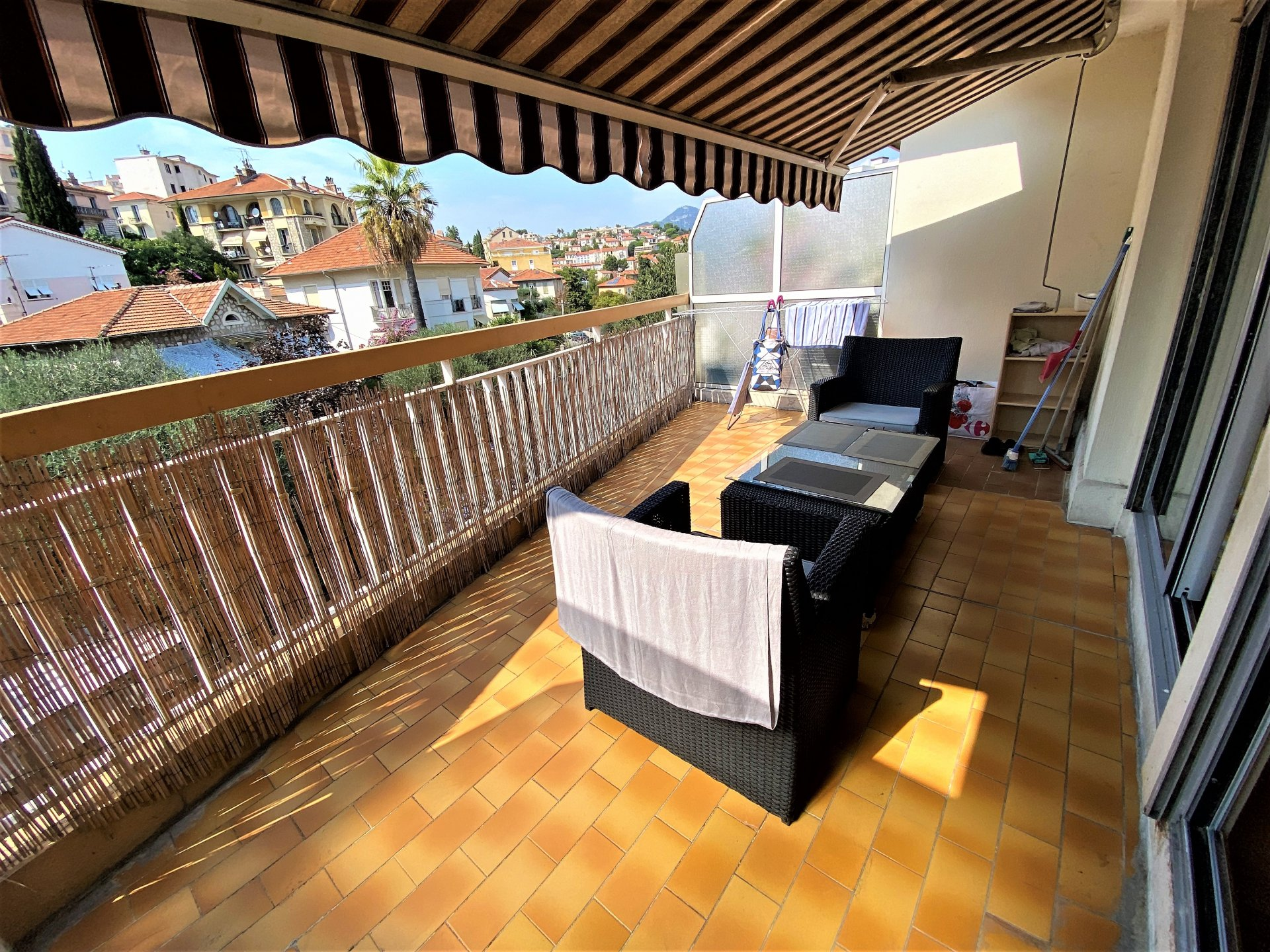 Bas Cimiez-Carabacel studio avec terrasse