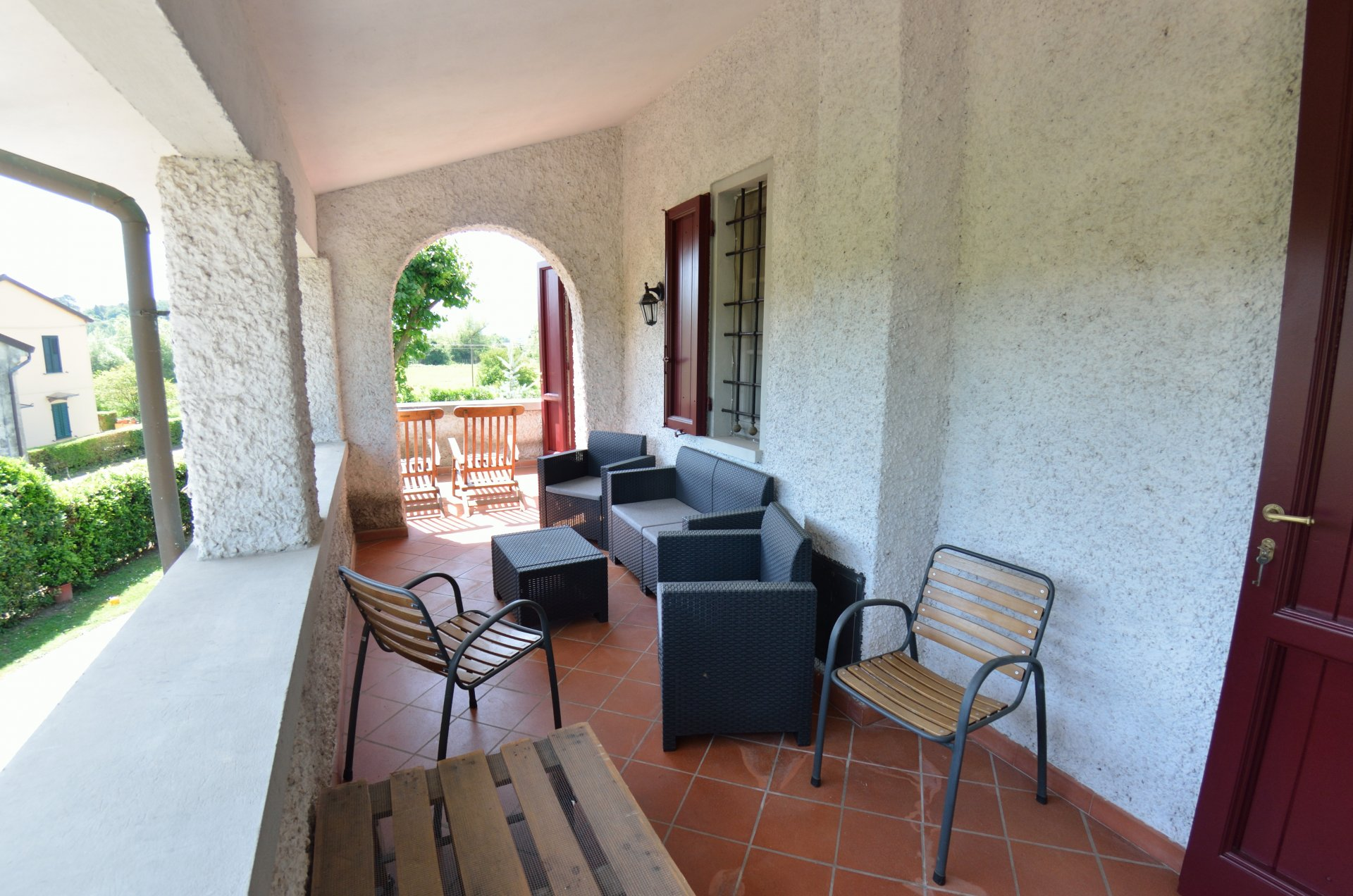 ITALY, TUSCANY, LUCCA, VILLA WITH POOL, 12 PERSONS