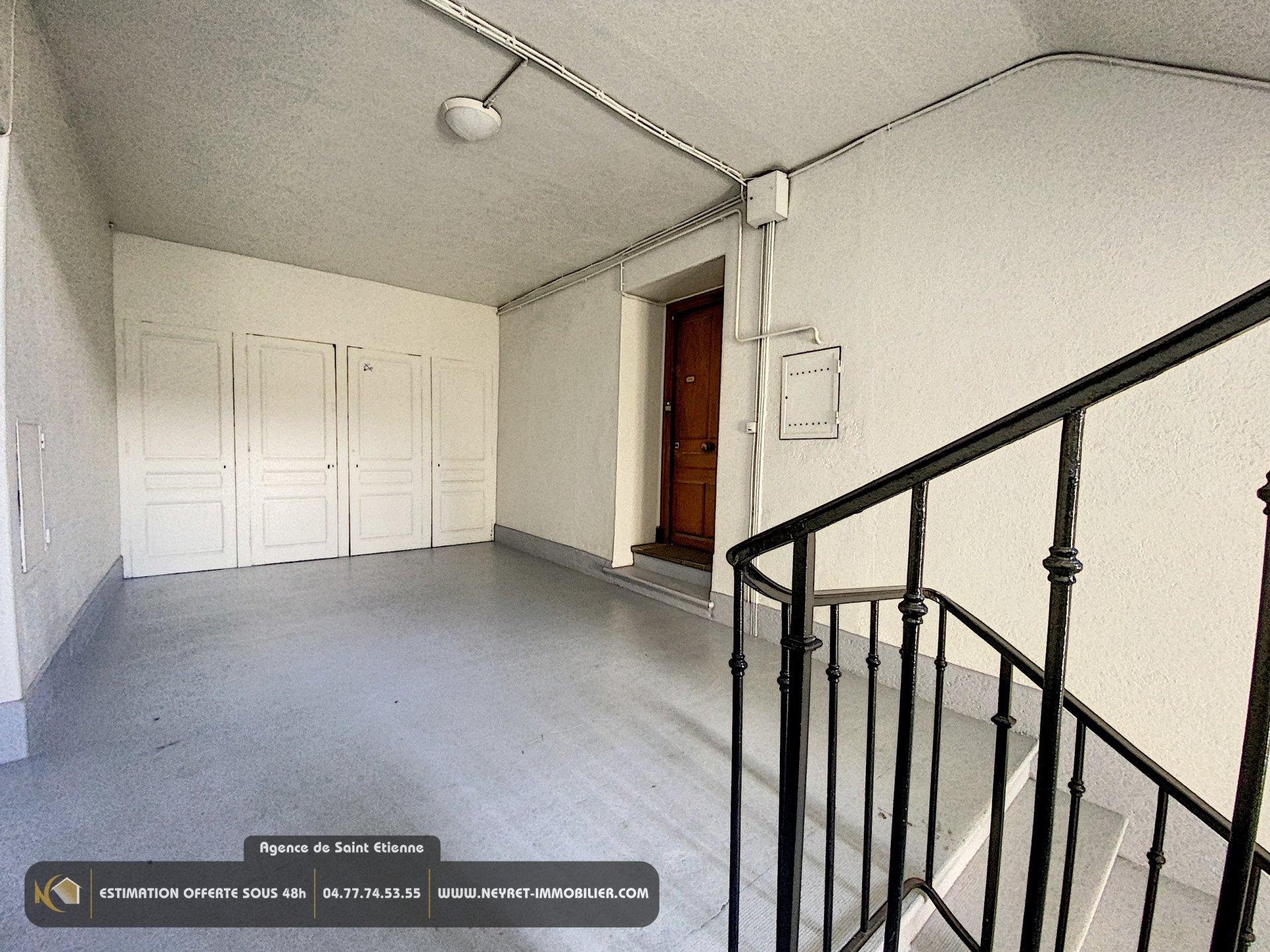 Vente Appartement - Rive-de-Gier