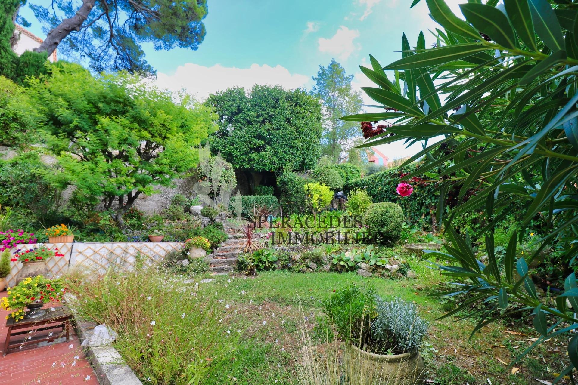 Grasse- Appartment occupied life annuity 2/3 Rooms