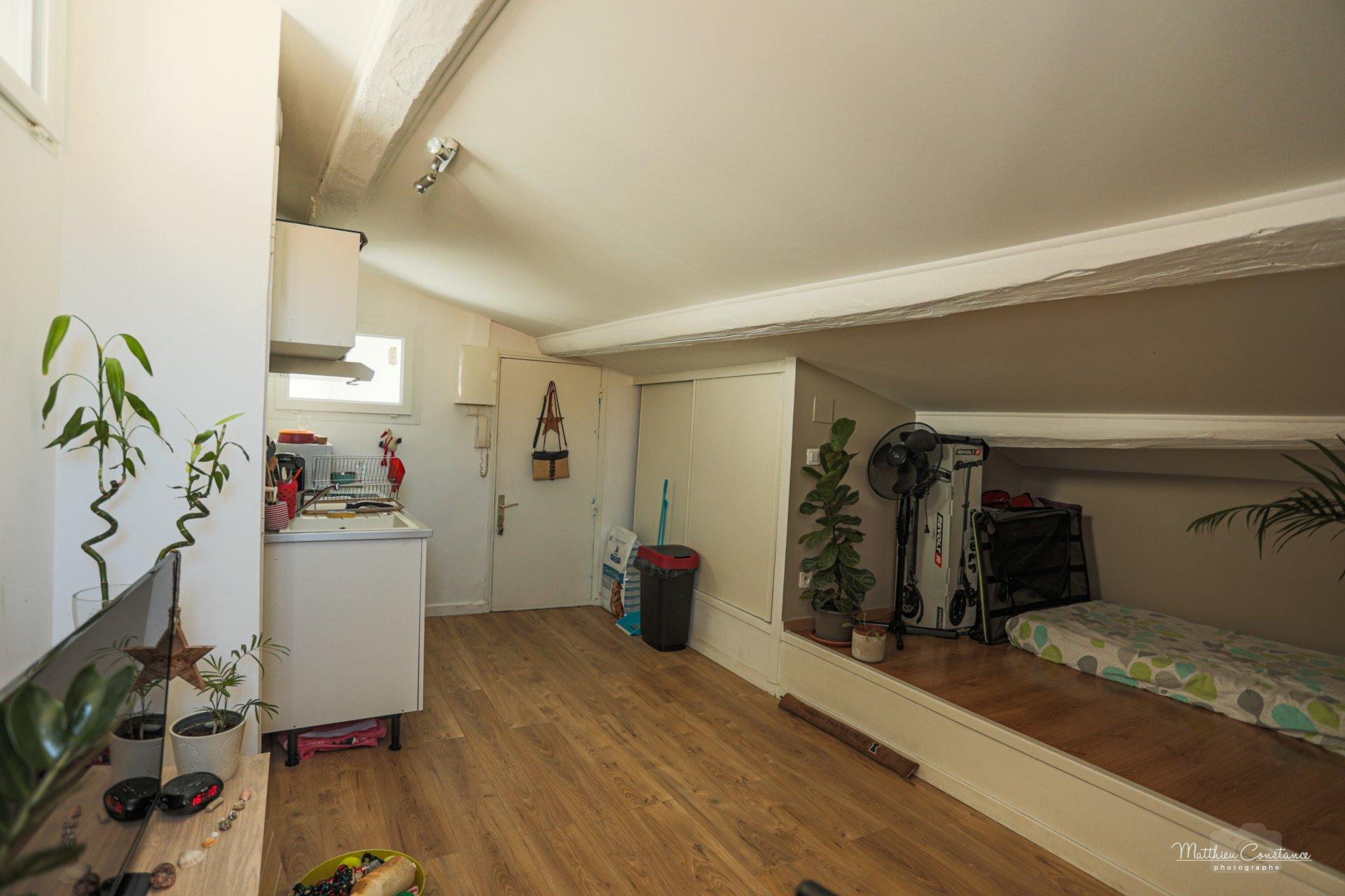 Appartement vendu loué à LA CIOTAT