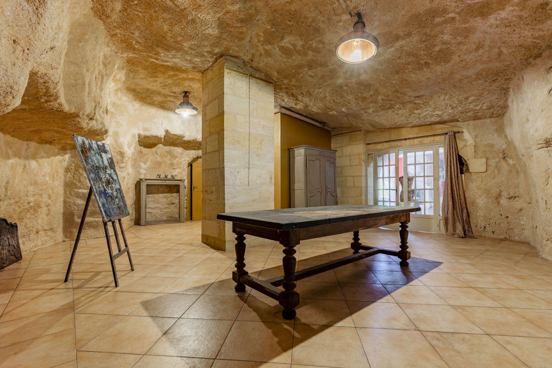 Maison en pierre 3 pièces 100m²