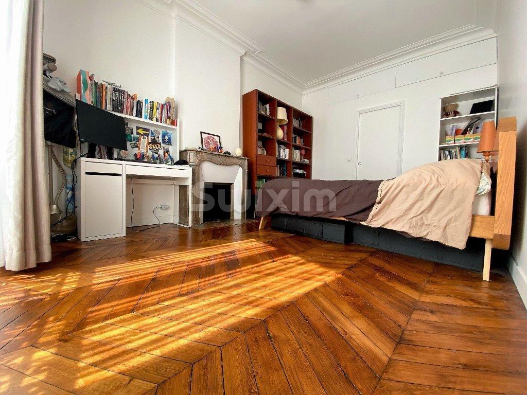 Appartement Paris 3 pièce(s) 58 m2