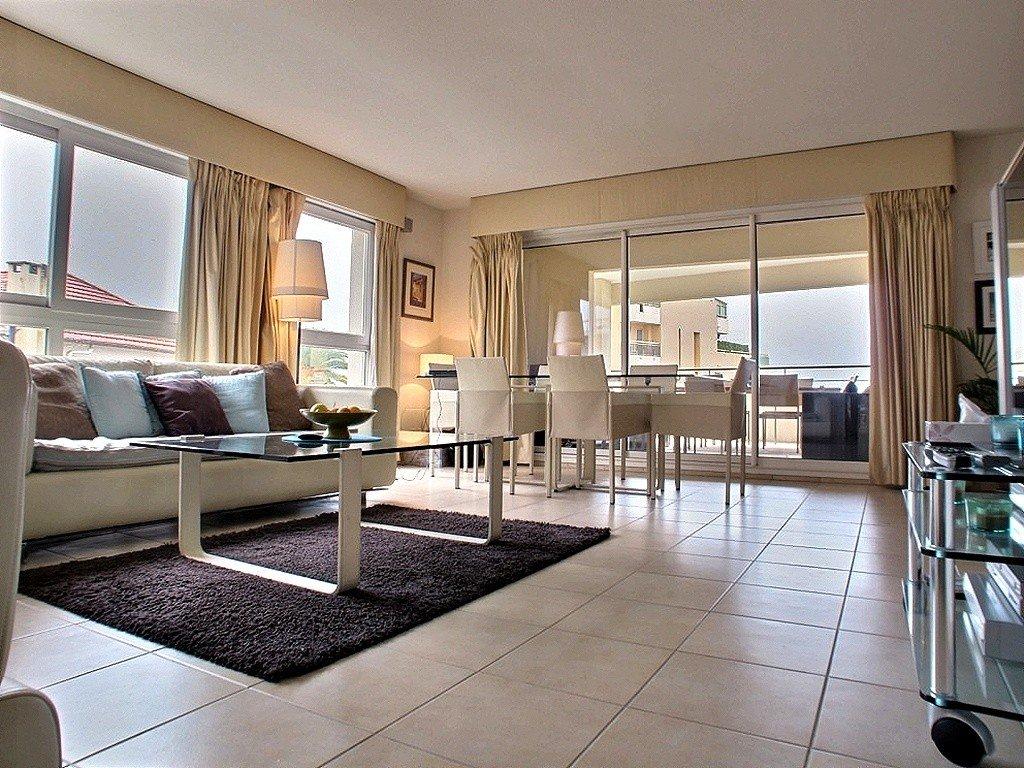 Cannes lägenhet till salu med havsutsikt
