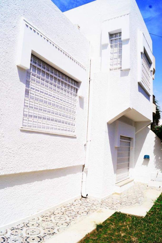 Vente d'une villa  à Rafraichir sur la route de Gammarth