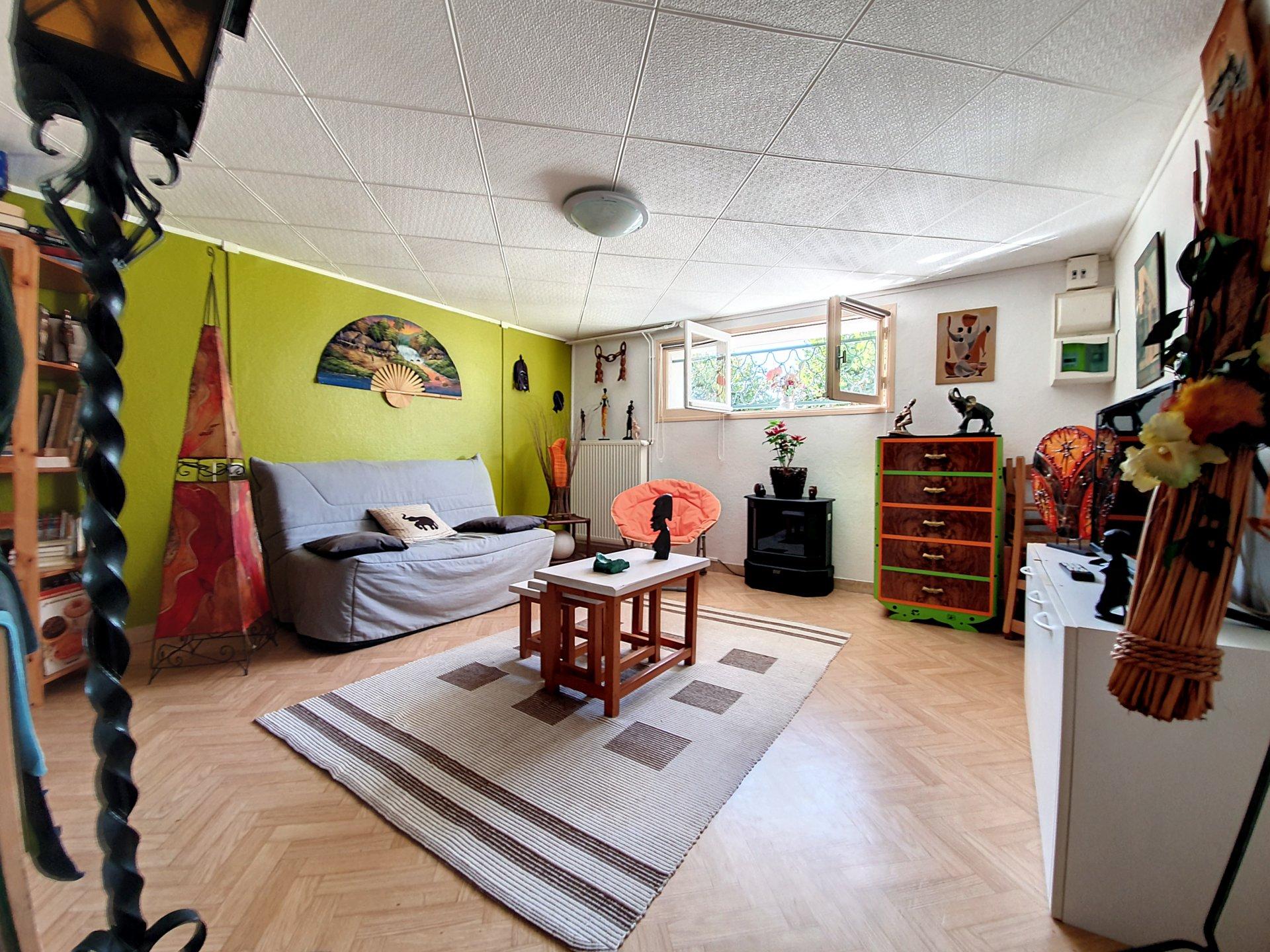 MONTROND-LES- BAINS maison 93M²