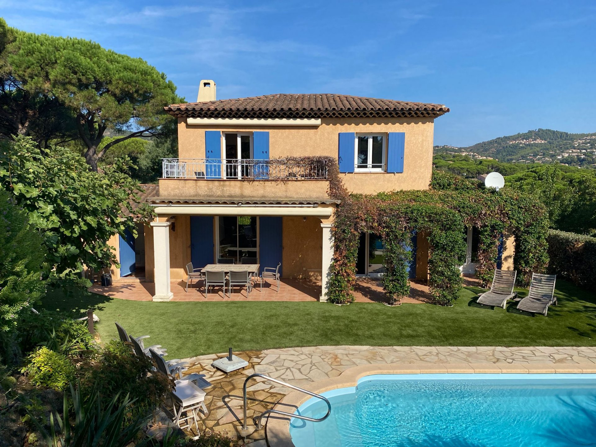 Sainte Maxime - Detached villa within walking distance of the sea