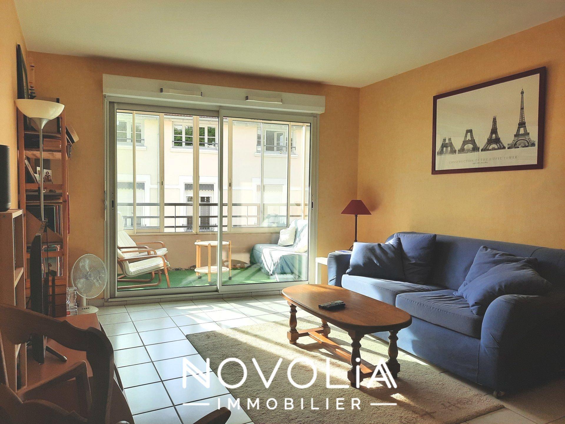 Achat Appartement, Surface de 68.56 m²/ Total carrez : 55 m², 2 pièces, Lyon 3ème (69003)
