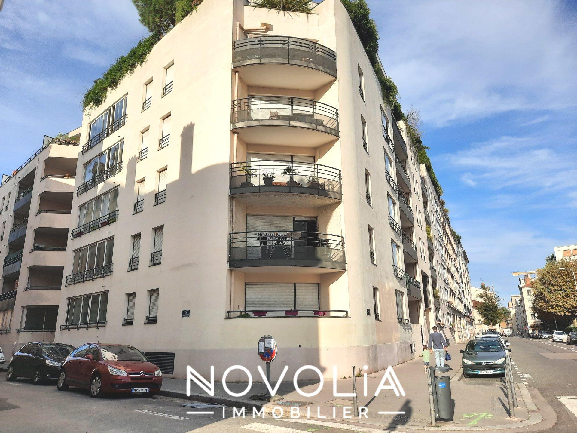 Achat Appartement Surface de 68.56 m²/ Total carrez : 55 m², 2 pièces, Lyon 3ème (69003)