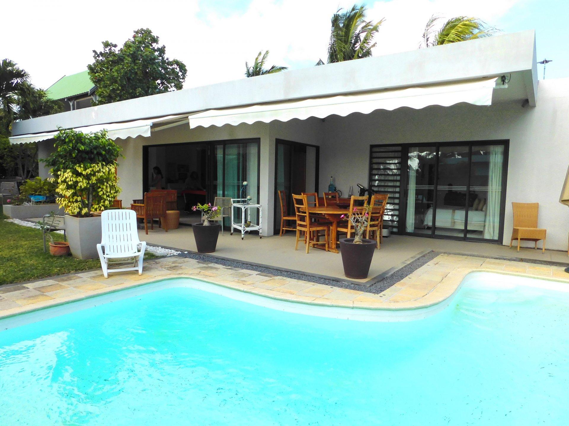 Rental House - Cap Malheureux - Mauritius