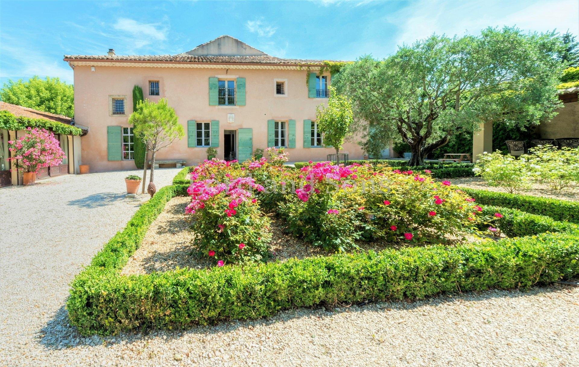 agence immobiliere de luxe