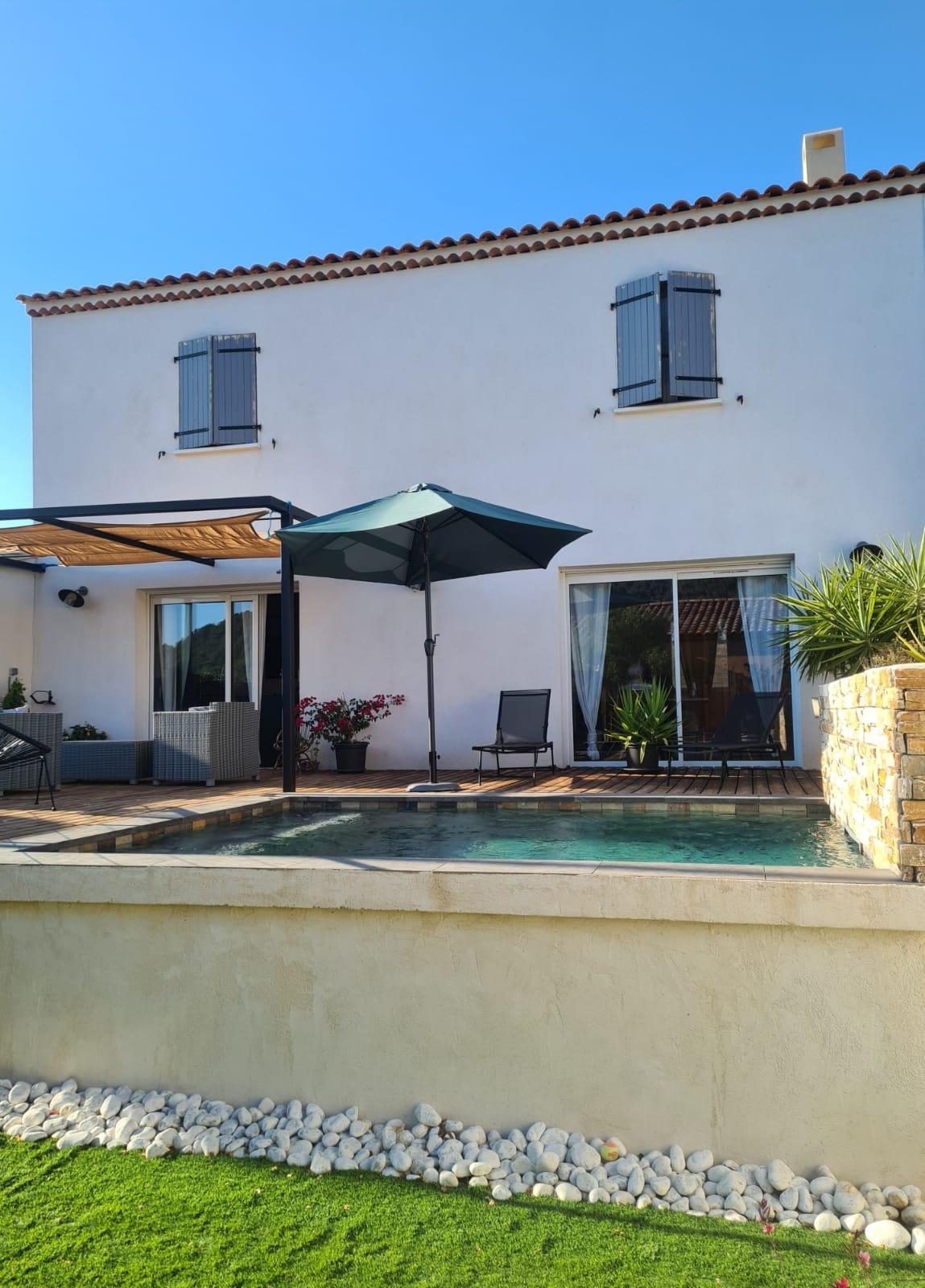 Magnifique maison neuve T4