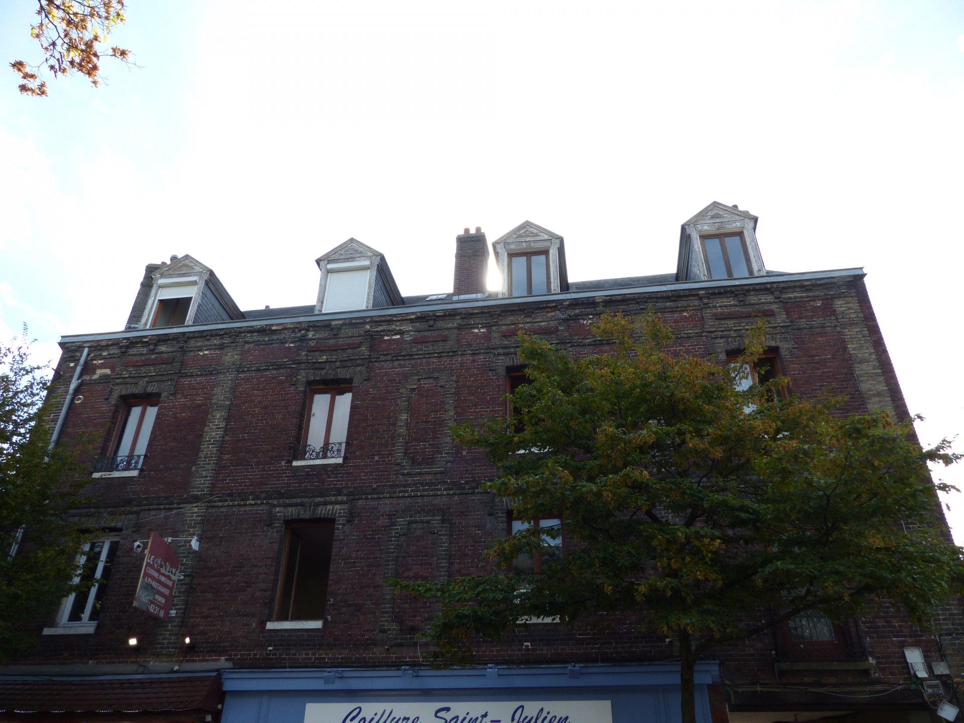 A vendre F2 de 36m² quartier St Clément