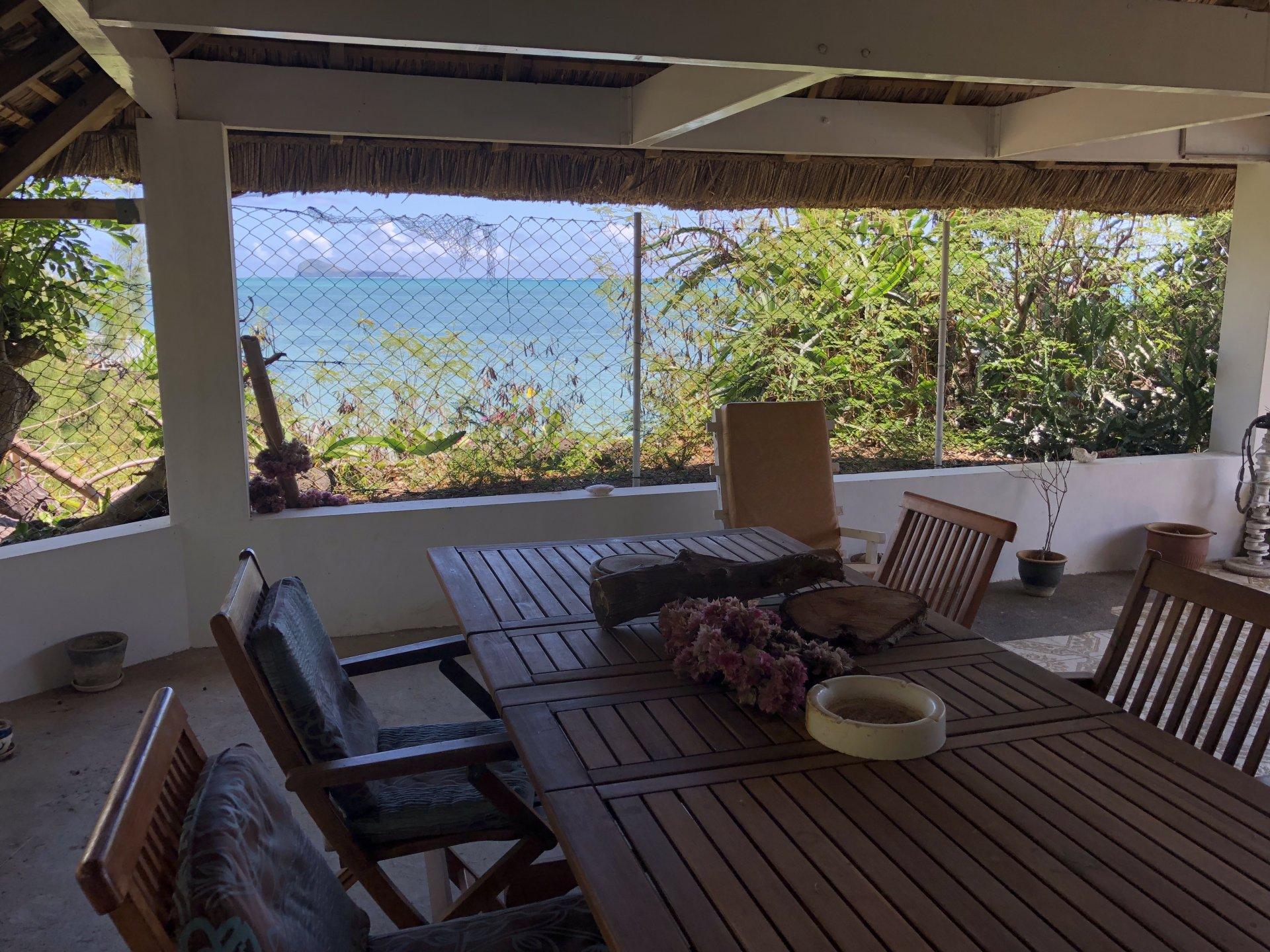 authentic family villa on the sea