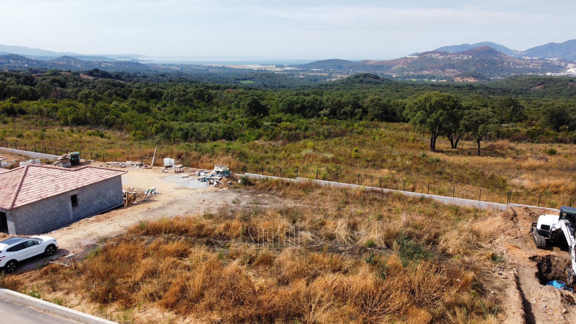 Terrain constructible - Bastelicaccia