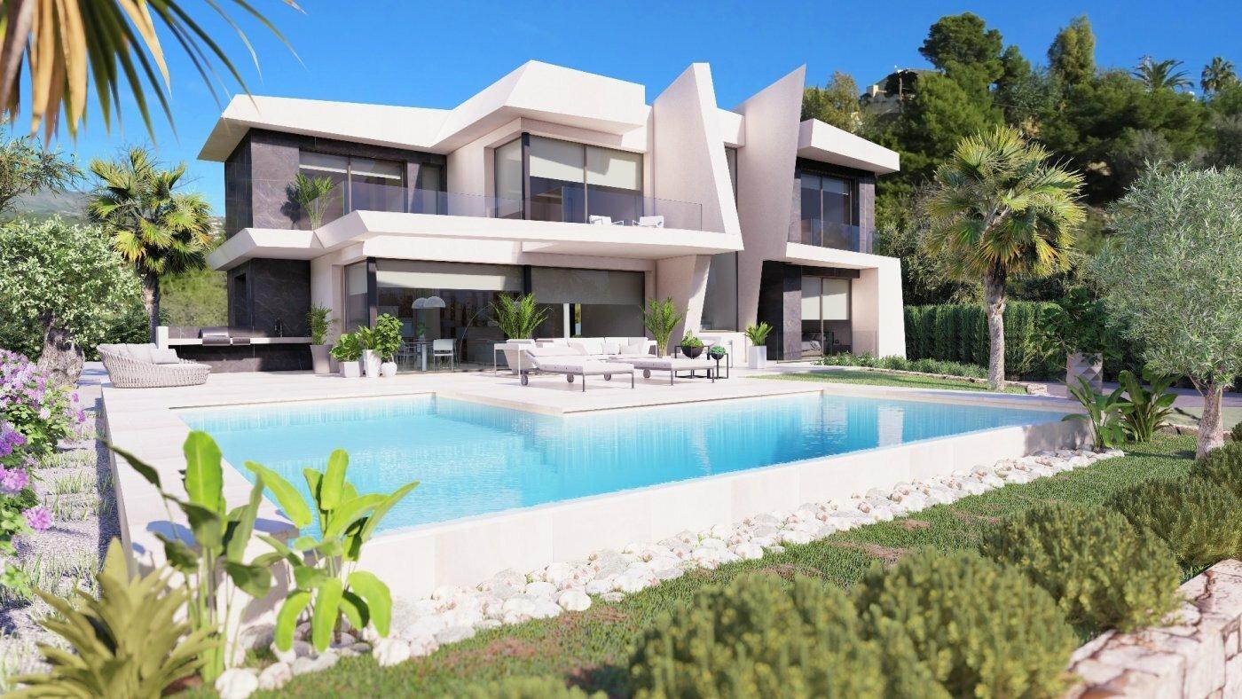 Project voor prachtige villa met zeezicht