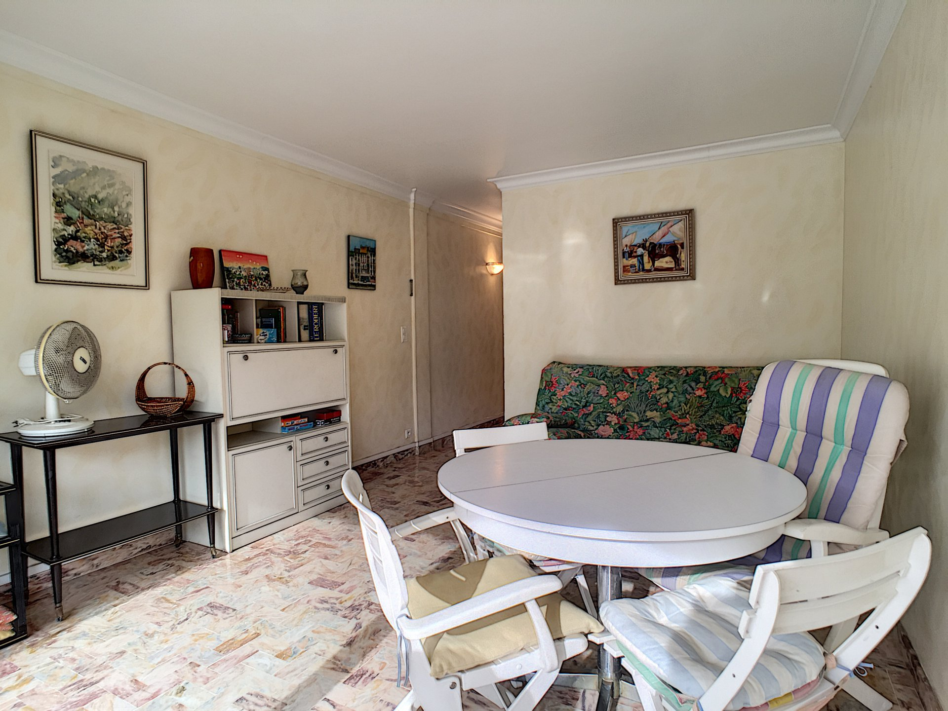 Cannes Croisette - 2 rooms with terrace