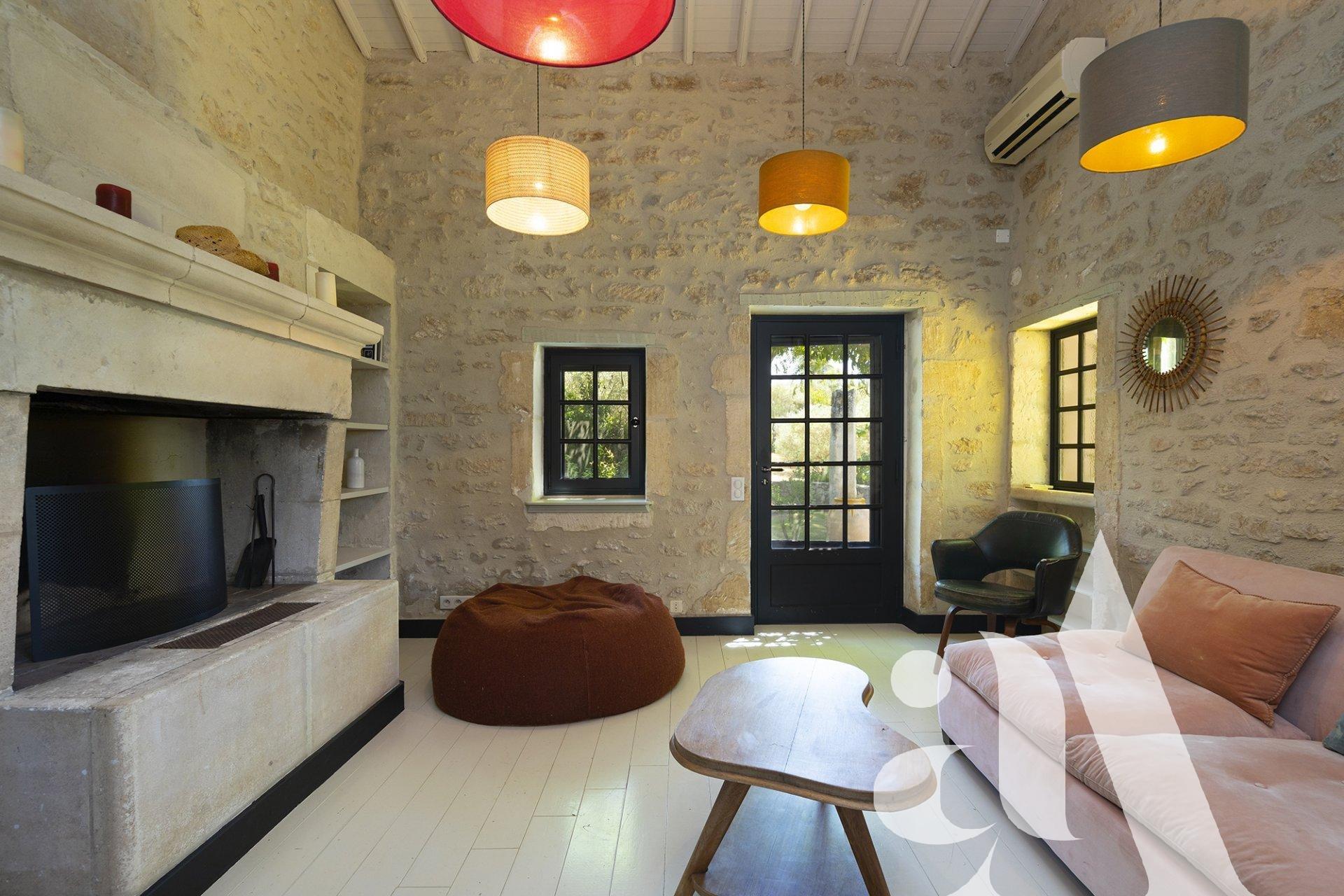 MAS AMBRE - SAINT-REMY DE PROVENCE - ALPILLES - 8 chambres - 16 personnes