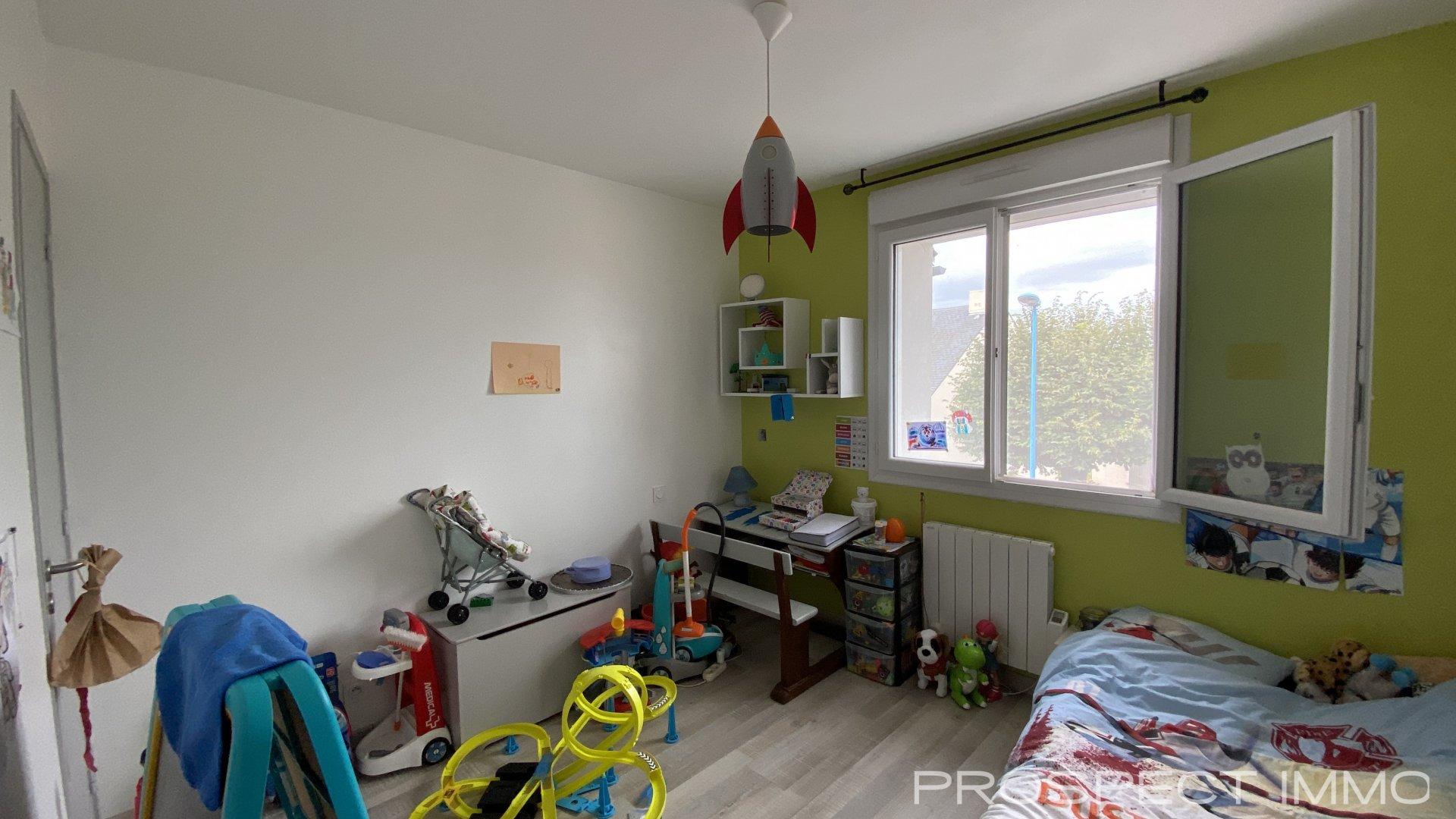 Maison 4 pièces avec terrain et garage
