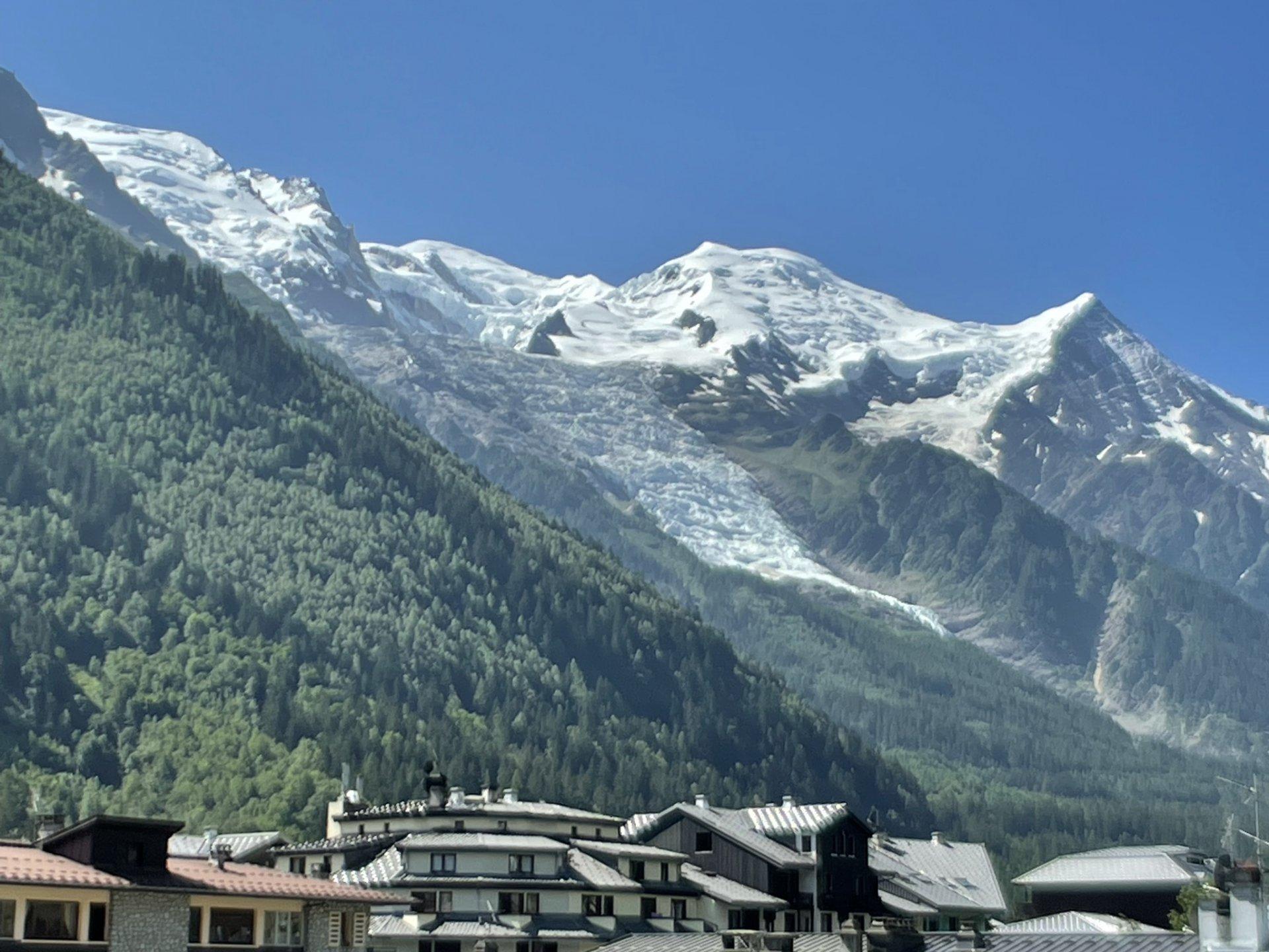 1 bedroom apartment, downtown Chamonix Mont-Blanc