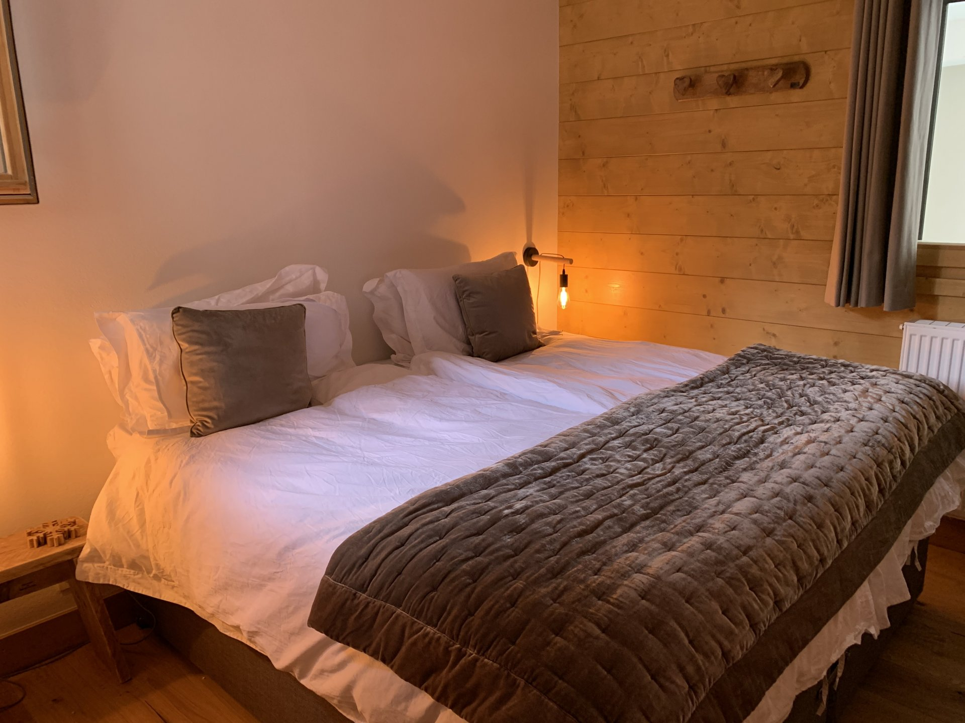 Location de vacances : Bel appartement haut de gamme de 3 chambres