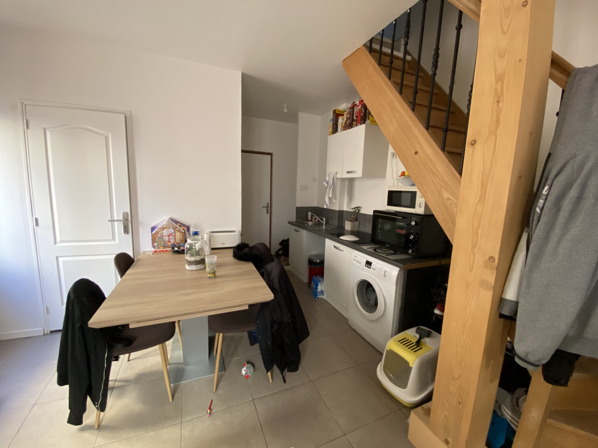 Appartement T2 en duplex